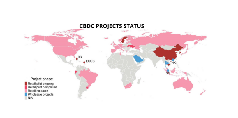 New BIS Working Paper Looks at State of Central Bank Digital Currency Projects Around the World