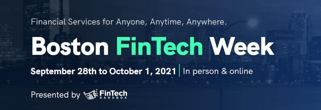 Boston FinTech Week 2021