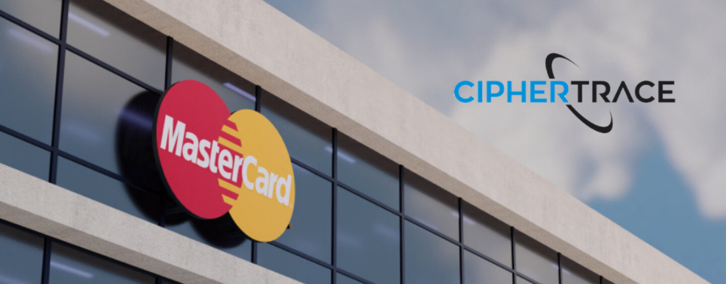 Mastercard Bets on Crypto, Buys CipherTrace for Undisclosed Sum